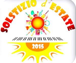 """Locandina: """"Solstizio d'estate 2015"""""""