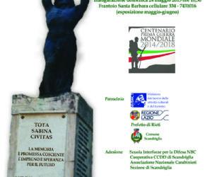 Locandina: Tempo e racconto della Grande Guerra