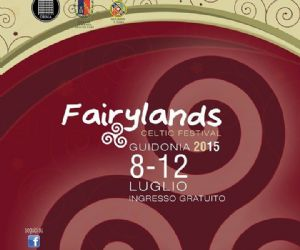 Locandina: Fairylands Celtic Festival 2015