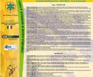 Locandina: OTTAVO CORSO APICOLTORI SORATTE