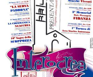 Locandina: Schola Cantorum Antrodoco - InterocreaFestival 2015