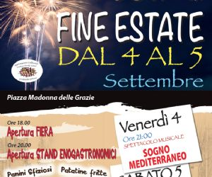 Locandina: FESTA DI FINE ESTATE