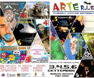 Locandina: Programma spettacoli ARTEr.i.e. 2015