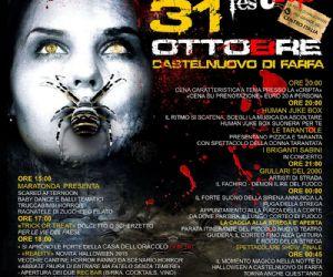 Locandina: Halloween Gothic Fest 2015