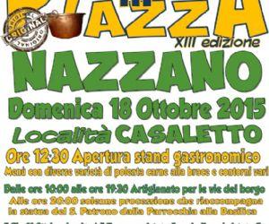 Locandina: Sagra della Polenta di Nazzano (RM)