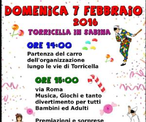 Locandina: Carnevale Torricellano
