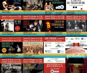 """Locandina: Piccolo Teatro dei Condomini, """"Una stagione particolare"""""""