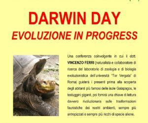 Locandina: DARWIN DAY