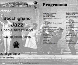 Locandina: Bocchignano Jazz Festival