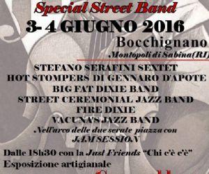 Locandina: IX Festival Jazz Bocchignano