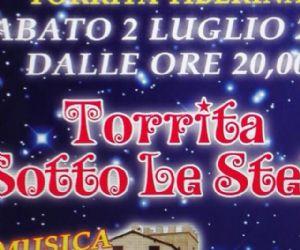 Locandina: TORRITA SOTTO LE STELLE