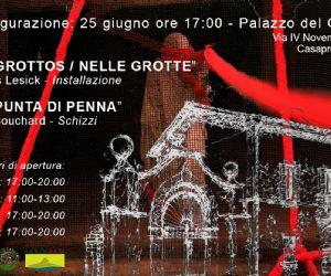 """Locandina: """"Le Residenze Creative del Palazzo del Gatto"""""""
