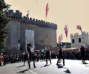 Locandina: Festa Medievale La Barcana