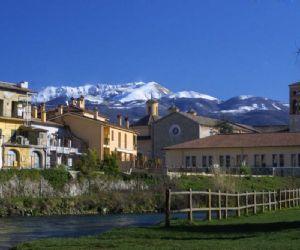 Locandina: C'è sempre un motivo per venire a Rieti...