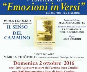 Locandina: Emozioni in Versi 5° edizione