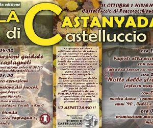 Locandina: CASTANYADA DI CASTELLUCCIO