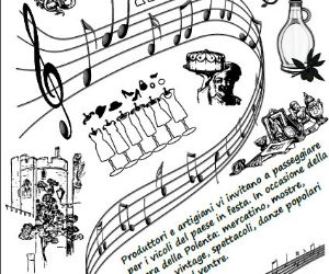 Locandina: Mercatino artigiani e produttori