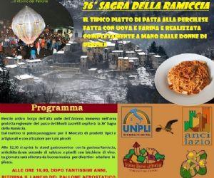 Locandina: 36 sagra della Ramiccia