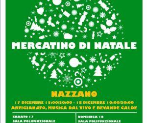 Locandina: Mercatino di Natale a Nazzano