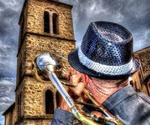 Locandina: Sabina Jazz Festival X Edizione