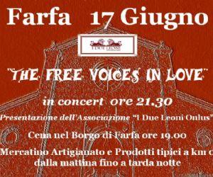 Locandina: Concerto Gospel