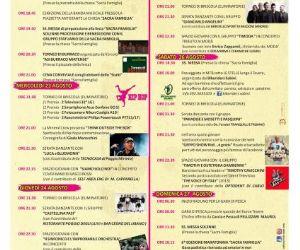 Locandina: FESTA SACRA FAMIGLIA 2017 - POGGIO MIRTETO SCALO (RI)