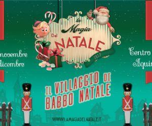 Locandina: Il Magico Villaggio di Babbo Natale