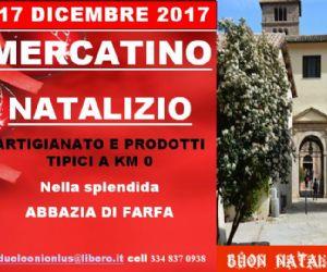 Locandina: Mercatino natalizio