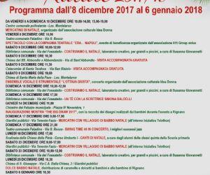 Locandina: Natale a Rignano Flaminio