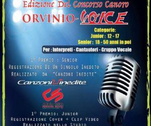 Locandina: Orvinio Voice