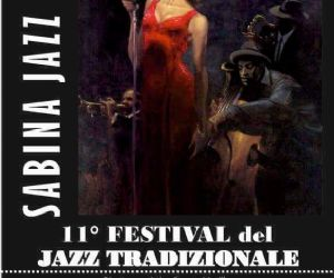 Locandina: Sabina Jazz festival