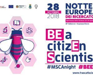 Locandina: BEES, 400 eventi per fare scienza insieme