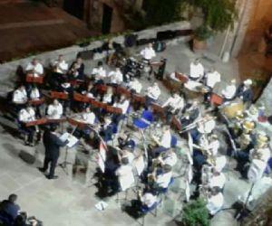 Locandina: 2° Raduno Bandistico di Frasso Sabino Memorial Rubino Ippoliti