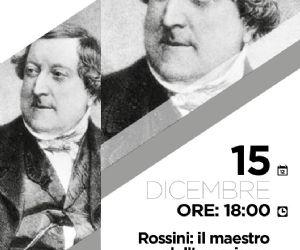 Locandina: Rossini: il maestro dell'umorismo musicale