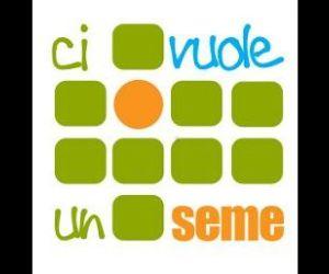 """Locandina: Progetto """"Ci Vuole un Seme"""""""