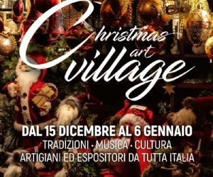Locandina: Christmas Art Village
