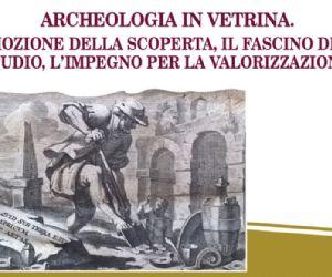 Locandina: Corso di Archeologia e Storia antica