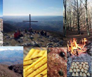 Locandina: Trekking in Sabina