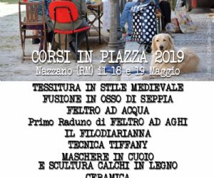 Locandina: Corsi in Piazza