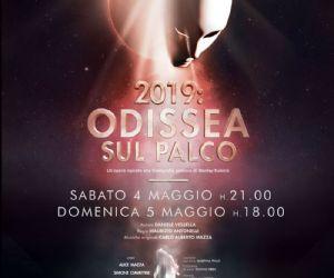 Locandina: 2019: Odissea sul palco