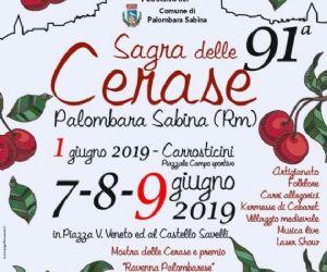 Locandina: Sagra delle Cerase