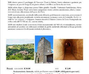 Locandina: Due borghi a grandezza d'uomo