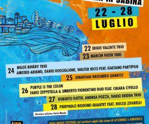 Locandina: Fara Music Festival 2019, XIII edizione