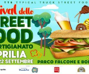 Locandina: Aprilia Festival Street Food