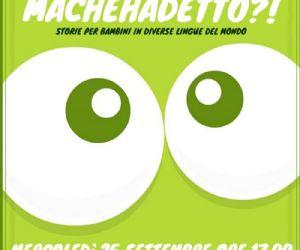 Locandina: Màchehadetto?!