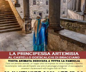 Locandina: Il re del lago e la principessa Artemisia