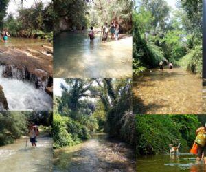 Locandina: Ciao Estate, Trek acquatico + bagno dentro il torrente del Farfa ed il pranzo estivo