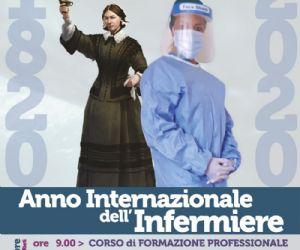 Locandina: Evento per l'anno internazionale dell'Infermiere