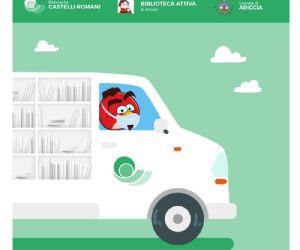 Locandina: Ariccia: parte l'interprestito e la Biblioteca si espande