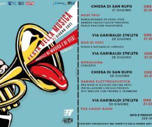 Locandina: Festa della Musica 2021
